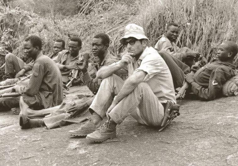 """מתוך הספר """"בשליחות המוסד לדרום סודאן"""". ישראל שלחה סיוע לבדלנים. צילום: יח""""צ"""