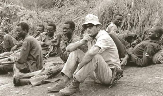 """כריכת הספר """"בשליחות המוסד לדרום סודן 1969-1971"""""""
