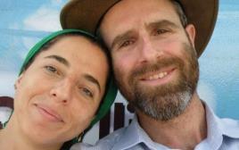 דפנה מאיר ובעלה נתן