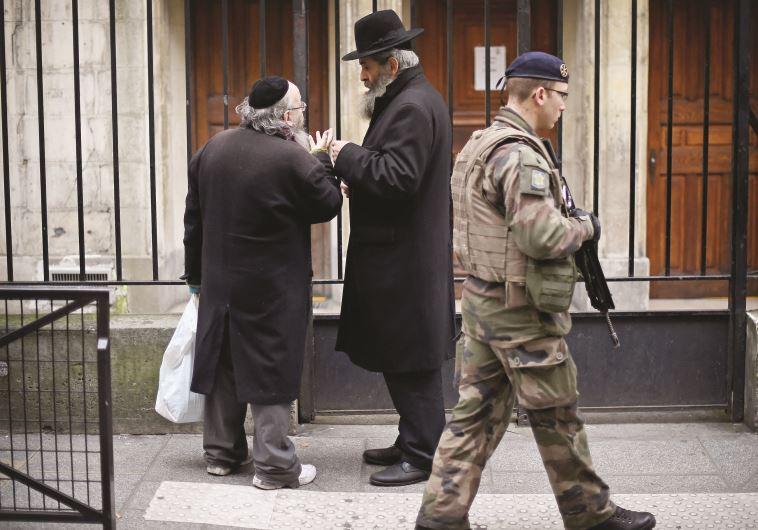 יהודים בצרפת. צילום: גטי אימג'ז