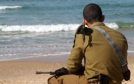 חייל במצוקה נפשית