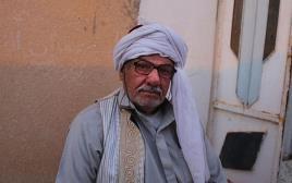 חאג'י מוחמד, אזרח לובי שחברו הוצא להורג על ידי דאעש עקב כישוף