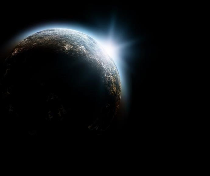 כוכב לכת בחלל
