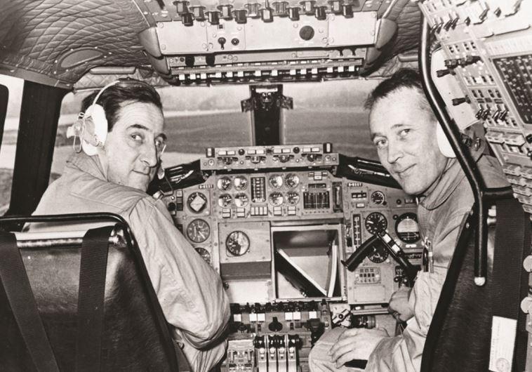 עברה בהצלחה. טיסת המבחן של הקונקורד ב־69'. צילום: Getty images