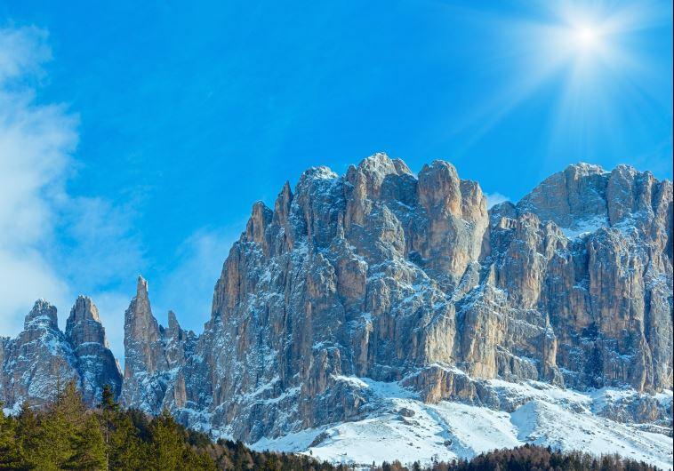 הרי הדולומיטים באיטליה