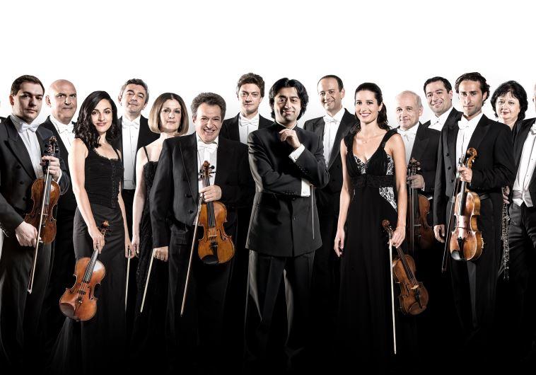 התזמורת הקאמרית הגאורגית. צילום: אנדי פרנק