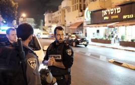שוטרים ביפו