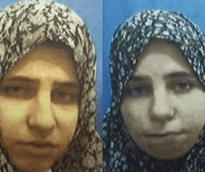 האחיות החשודות כי הרכיבו והסתירו מטען חבלה