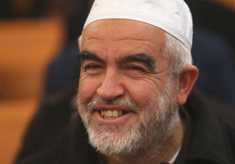 פעלה למנוע את כניסתו לבריטניה, השיח ראאד סלאח. צילום: מרק ישראל סלם