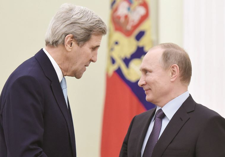 """הפרעה דו־קוטבית: בהשוואה בין רוסיה לארה""""ב, חסרה מעצמה אחת"""