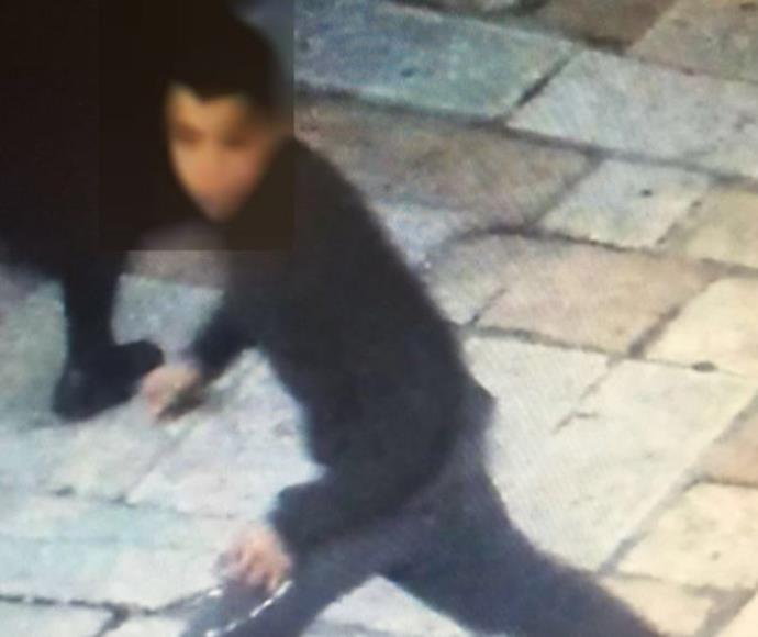 אחד מהחשודים בפיגוע הדקירה בשער שכם