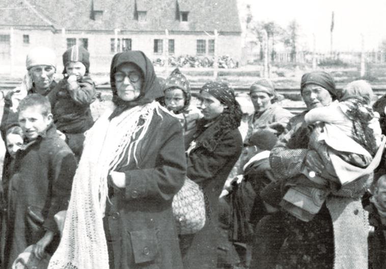 מחנה השמדה בהונגריה