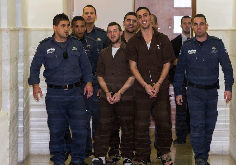 המורשעים בהצתה בבית הספר הדו לשוני בירושלים