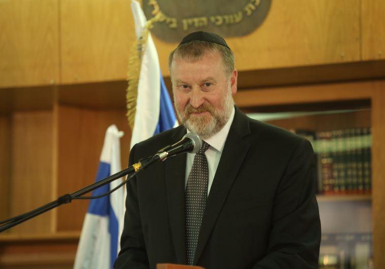 """היועץ המשפטי לממשלה, עו""""ד אביחי מנדלבליט. צילום: מרק ישראל סלם"""