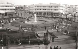 כיכר דיזנגוף, ארכיון