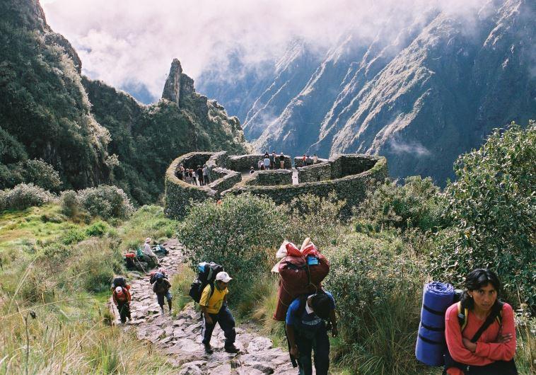 טיול בפרו, אמריקה הדרומית