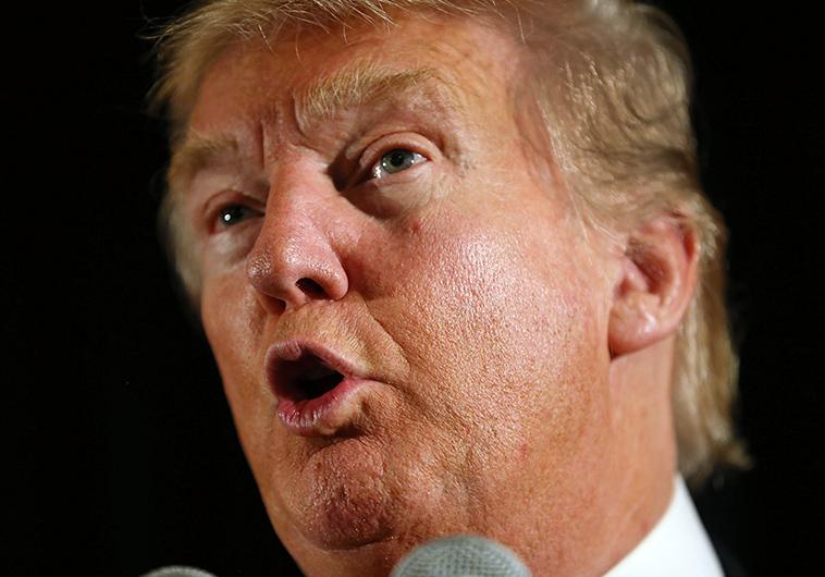 """דונלד טראמפ, בחירות בארה""""ב 2016"""