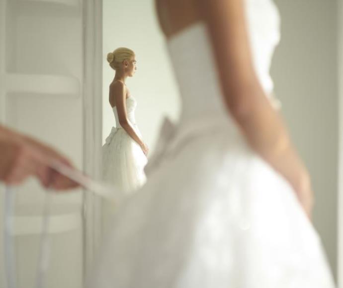 שמלת כלה, אילוסטרציה