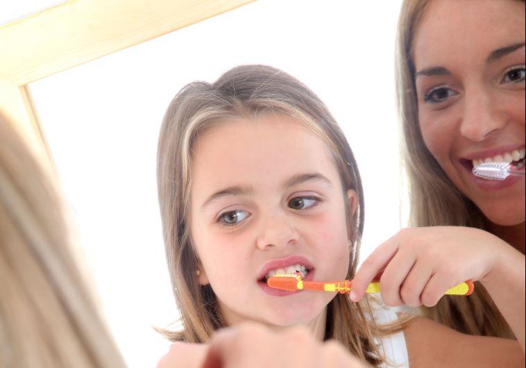מצחצחים שיניים