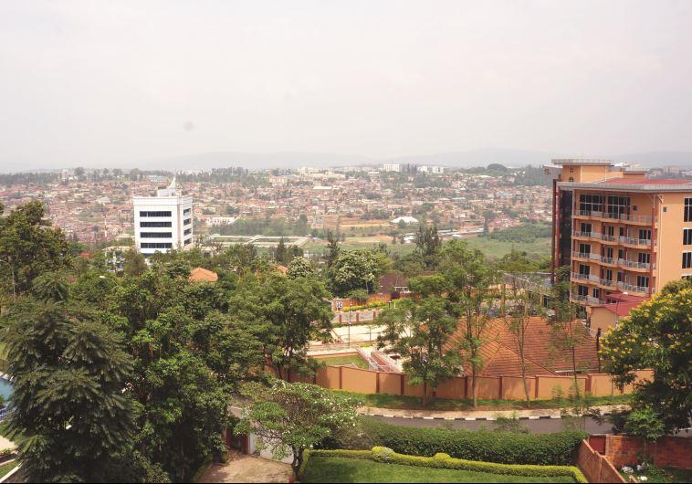 נתניהו צפוי לבקר, קיגלי בירת רואנדה. צילום: דנה סומברג