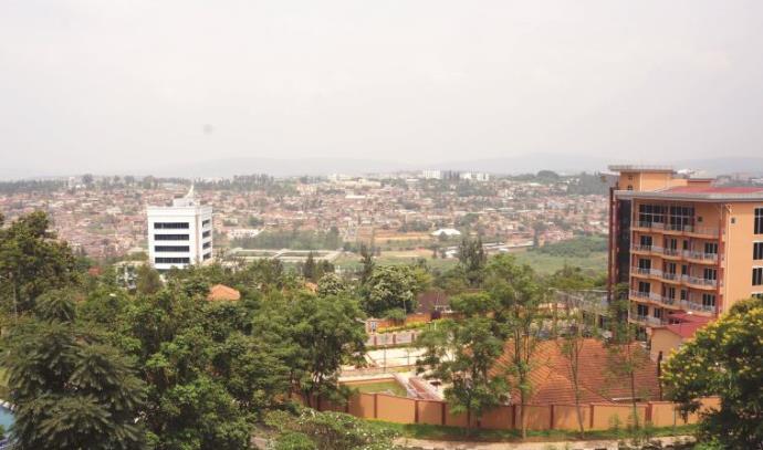 קיגאלי, בירת רואנדה