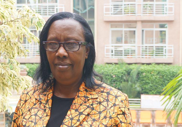 רוז רוואבהיני, הממונה על המגדר ברואנדה. צילום: דנה סומברג