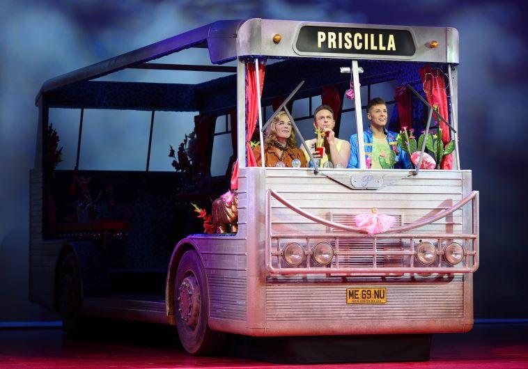 המחזמר פריסילה מלכת המדבר