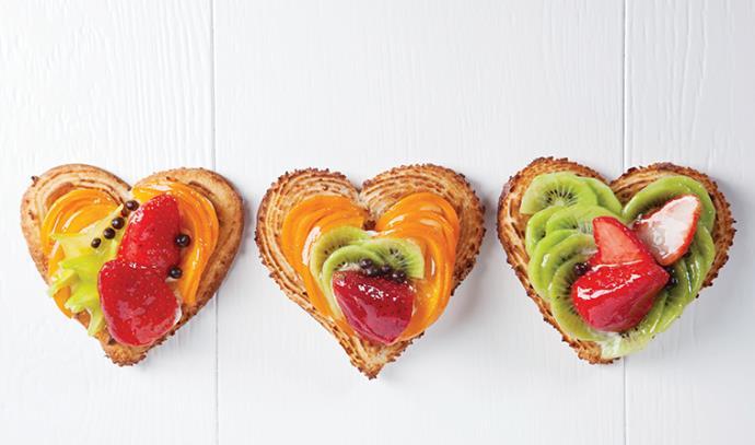 מאפיית לחמים, וולנטיינ'ס דיי, יום האהבה הבינלאומי, מסעדות