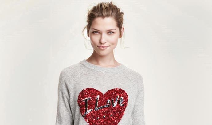 ולטיינ'ס דיי, אופנה, H&M