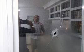 ירי על בית בשכונת משכנות בית אל