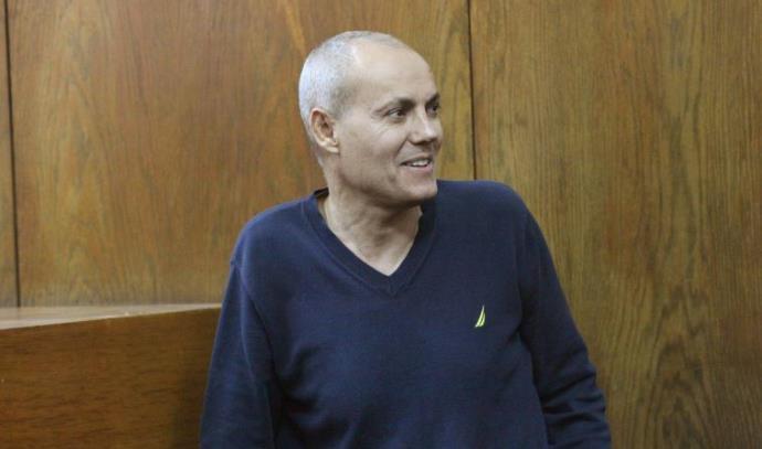 אבנר הררי בבית המשפט