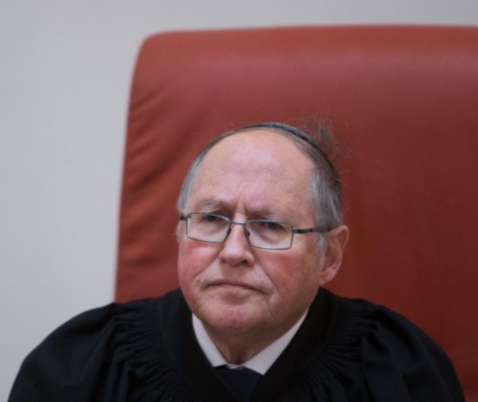 השופט אליקים רובינשטיין