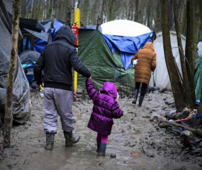 מחנות הפליטים בצרפת