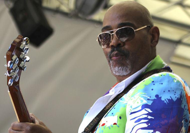 אלן האריס בפסטיבל ג'אז