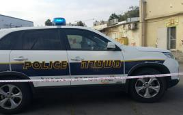 רכב משטרתי