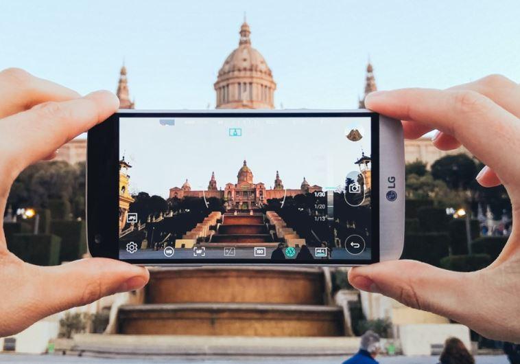 "LG G5, צילום: יח""צ."