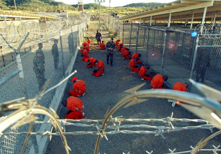 כלא גוואנטנמו, צילום: רויטרס