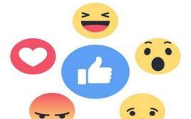 כפתורי תחושות בפייסבוק