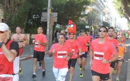 מרתון תל אביב 2016