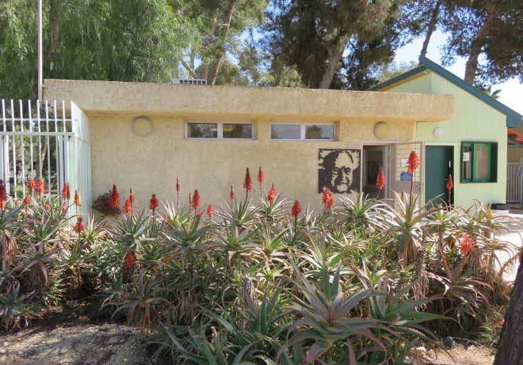 סיור חובה לכל תלמיד בישראל, הצריף של בן גוריון. צילום: מיטל שרעבי