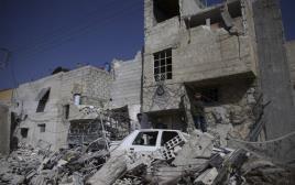 סוריה לאחר הפסקת האש