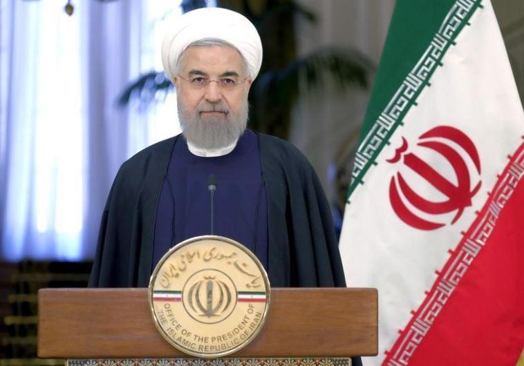 מנסה לתאם ציפיות. נשיא איראן רוחאני. צילום: רויטרס