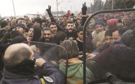 פליטים במקדוניה