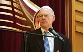 נשיא הבונדסטאג נורברט לאמרט