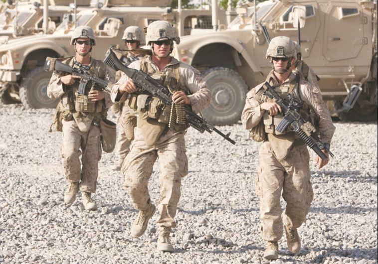 חיילים אמריקאים