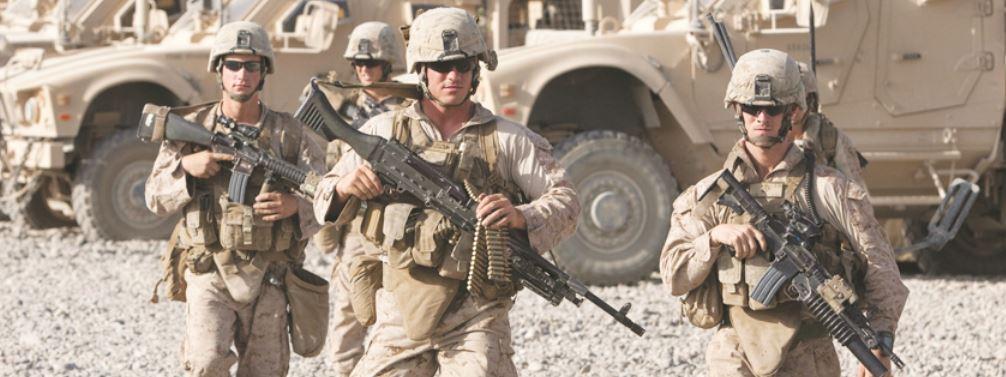 חיילים אמריקאים (צילום: רויטרס)