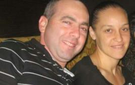 """הילה מיכלי נחמן ז""""ל ובעלה שמעון"""