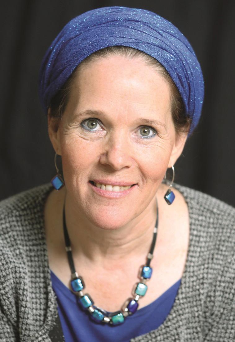 """רחלי פרנקל, אמא  של נפתלי ז""""ל. צילום: אריאל בשור"""
