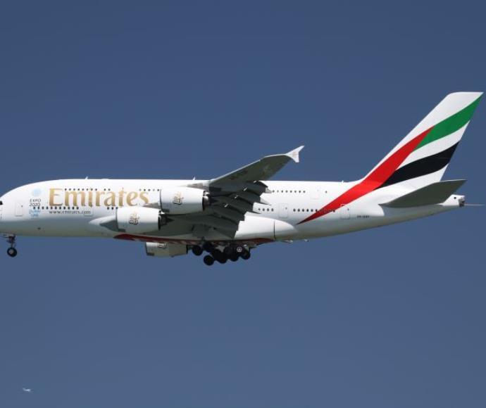 איירבוס A380 של אמירטס