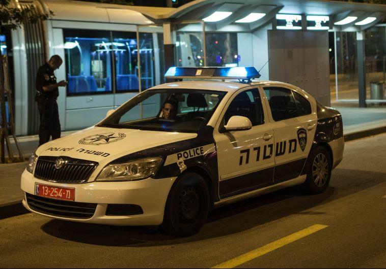 ניידת משטרה, ארכיון. צילום: אורי לנץ, פלאש 90